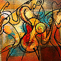 Jazz and Music Art Collection
