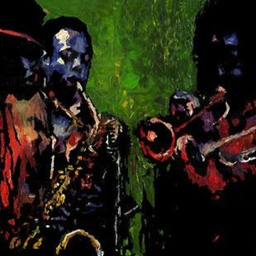 Jazz Oil paintings Collection