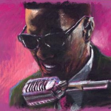 Jazz Pastel paintings Collection