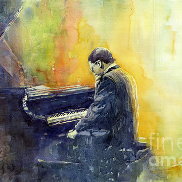 Jazz Watercolour paintings Collection