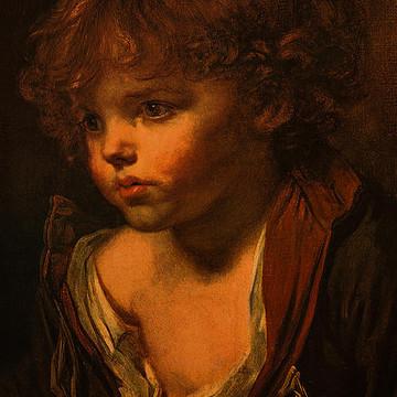 Jean-Baptiste Greuze art Collection