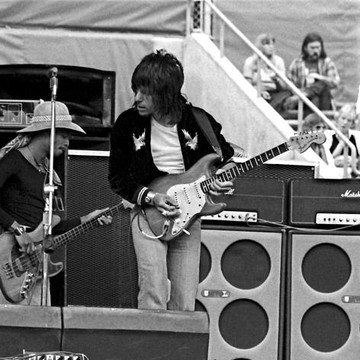 Jeff Beck 1976 Collection