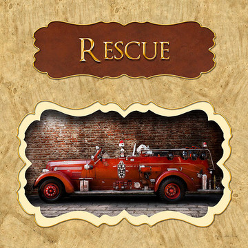 Job - Fire Fighter & Police & Rescue Collection