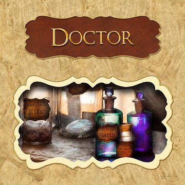 Job - Doctor - Pharmacist Collection
