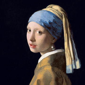 Johannes Vermeer Gallery Collection