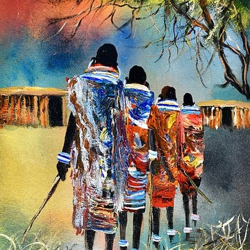 John Ndambo Collection