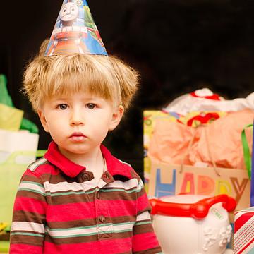 Joseph's 3 yo Birthday Party