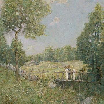 Julian Alden Weir Collection