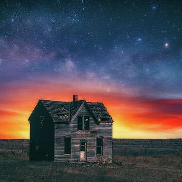 Kansas Landscapes and Nightscapes Collection