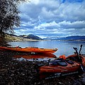 Kayaking Okanagan Valley Collection