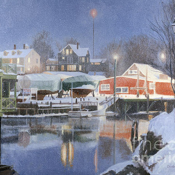 Kennebunkport Winter Collection