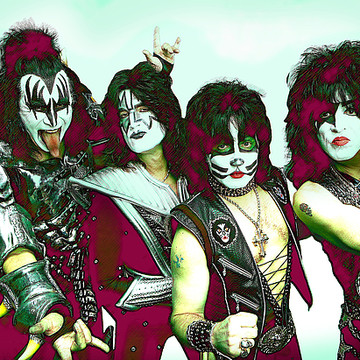 Kiss Rocks Collection