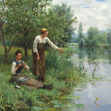 Knight Daniel Ridgway Collection