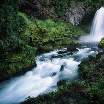 Koosah & Sahalie Fall Series - Oregon Collection