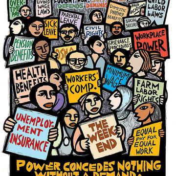Labor & Economic Justice Collection