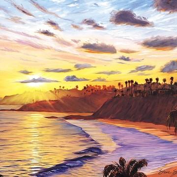 Laguna Beach California Collection
