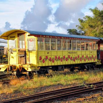 Lahaina Kaanapali and Pacific Railroad Collection