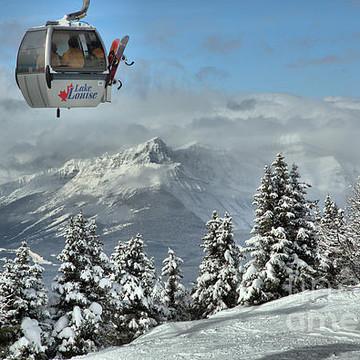 Lake Louise Ski Resort Collection