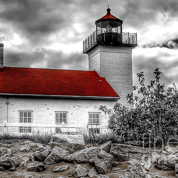 Lake Michigan Lighthouses Collection