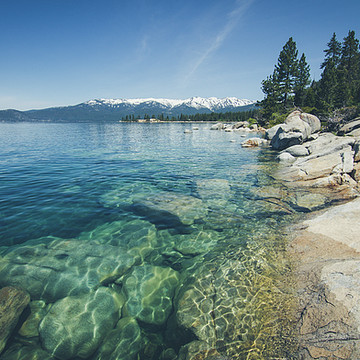 Lake Tahoe California Collection