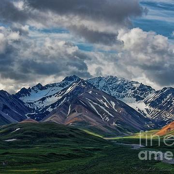 Landscape Mountains Collection