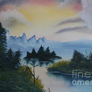 Landscape - Oil Painting Collection