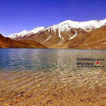 Landscape Photograph by Sundeep Bhardwaj Collection