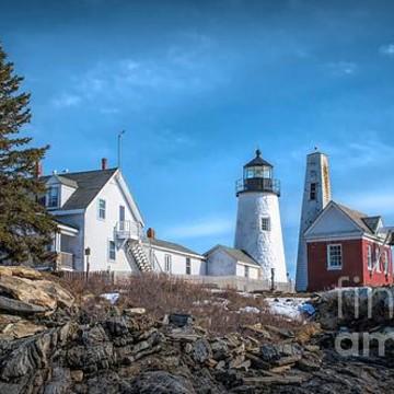 Landscapes - Coastal Maine Collection