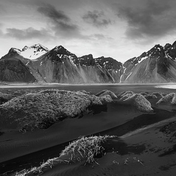 Landscapes - Nature B&W Collection