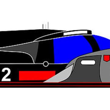 Le Mans LMP1 cars Collection