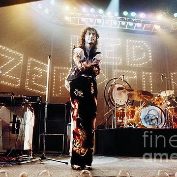 Led Zeppelin at Earls Court Collection