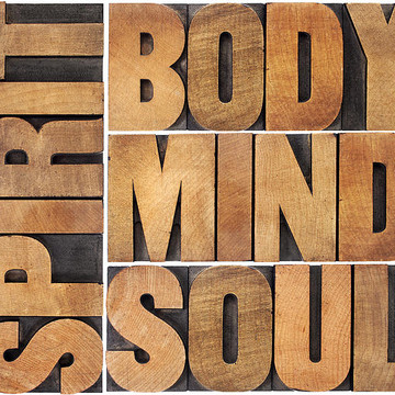 Letterpress typography Collection