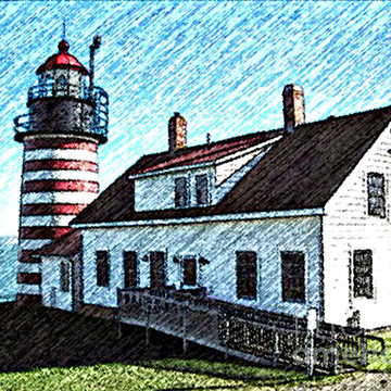 Lighthouses & Beacons Collection