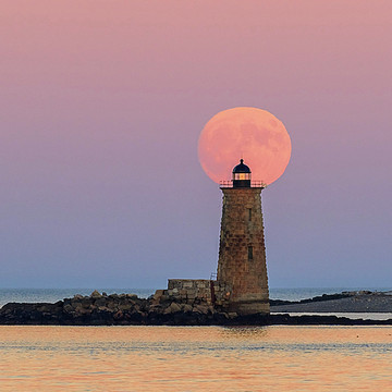 Lighthouses and Seascapes Collection