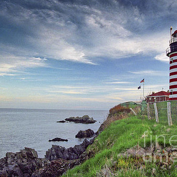 Lighthouses of Maine and New Brunswick Collection