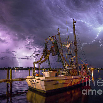 Lightning and Storm Images Collection