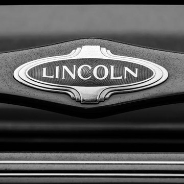 LINCOLN - bw - sepia - antique color Collection