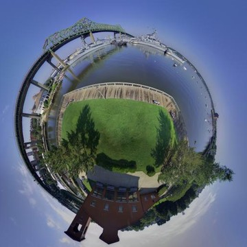 Little Planet Panoramas Collection