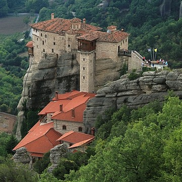 Location Greece Meteora Collection