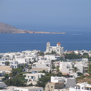 Location Greece Paros Naousa Collection