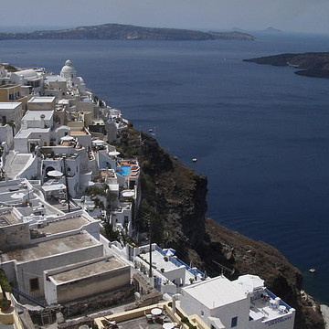 Location Greece Santorini Fira Collection