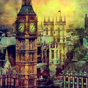 London  England Collection
