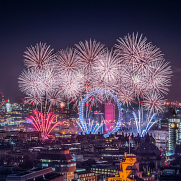 London Fireworks Collection