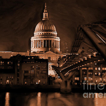 London Millennium Bridge Collection