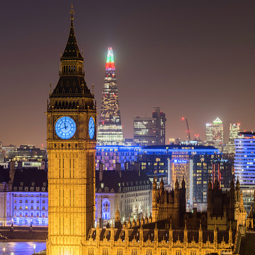 London Skyline and Icons Collection