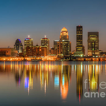 Louisville Cityscapes Collection