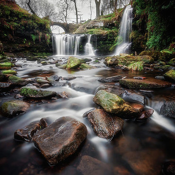 Lumb Hole Falls Collection