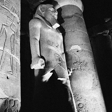 Luxor Temple by Night Collection