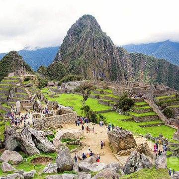 Machu Picchu and Peru Collection