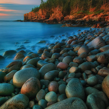 Maine and Acadia National Park Collection